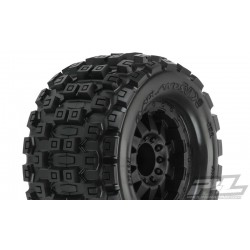 "PRO-LINE - komplet kół Badlands MX38 3.8"" All Terrain"