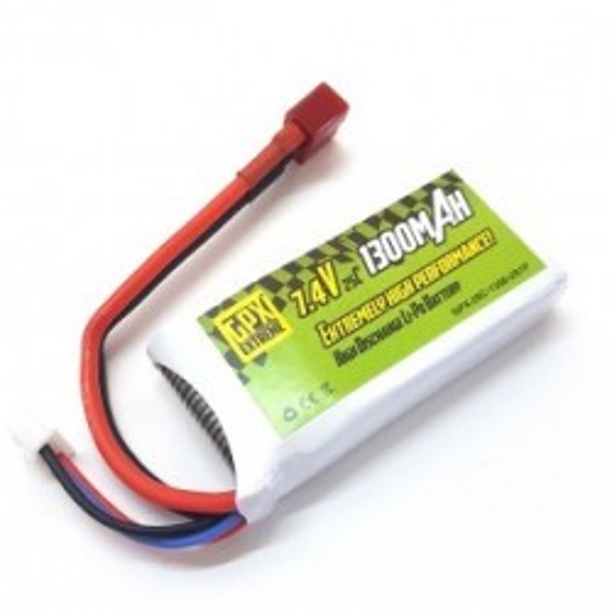 Akumulator GPX Extreme 1300mAh 7.4V 25C