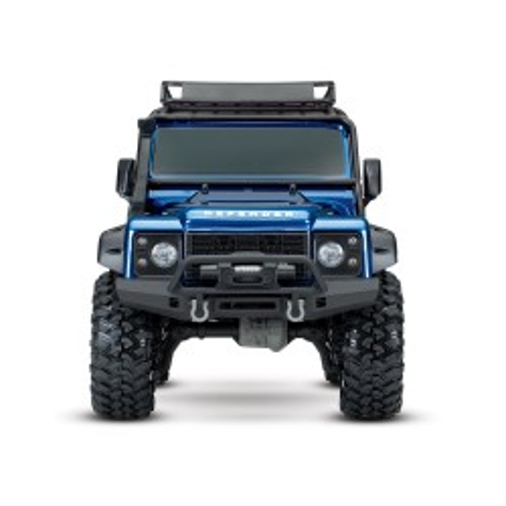 Traxxas Land Rover Defender - niebieski