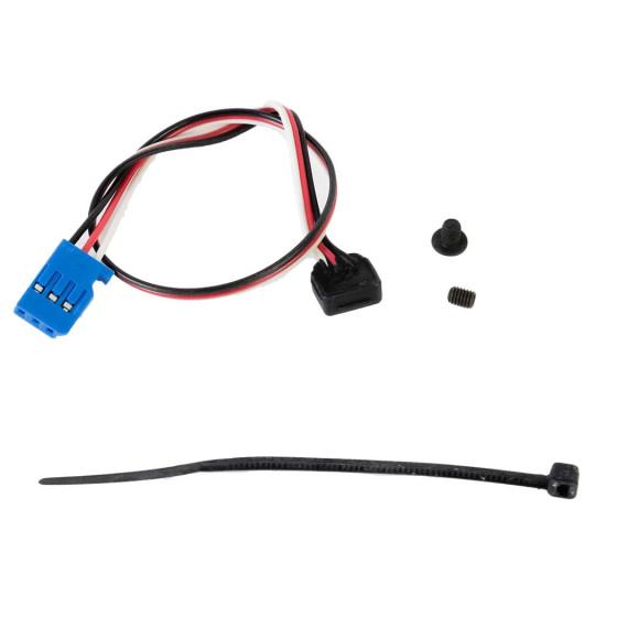 Traxxas 3767G - komplet pokryw amortyzatorów zielone
