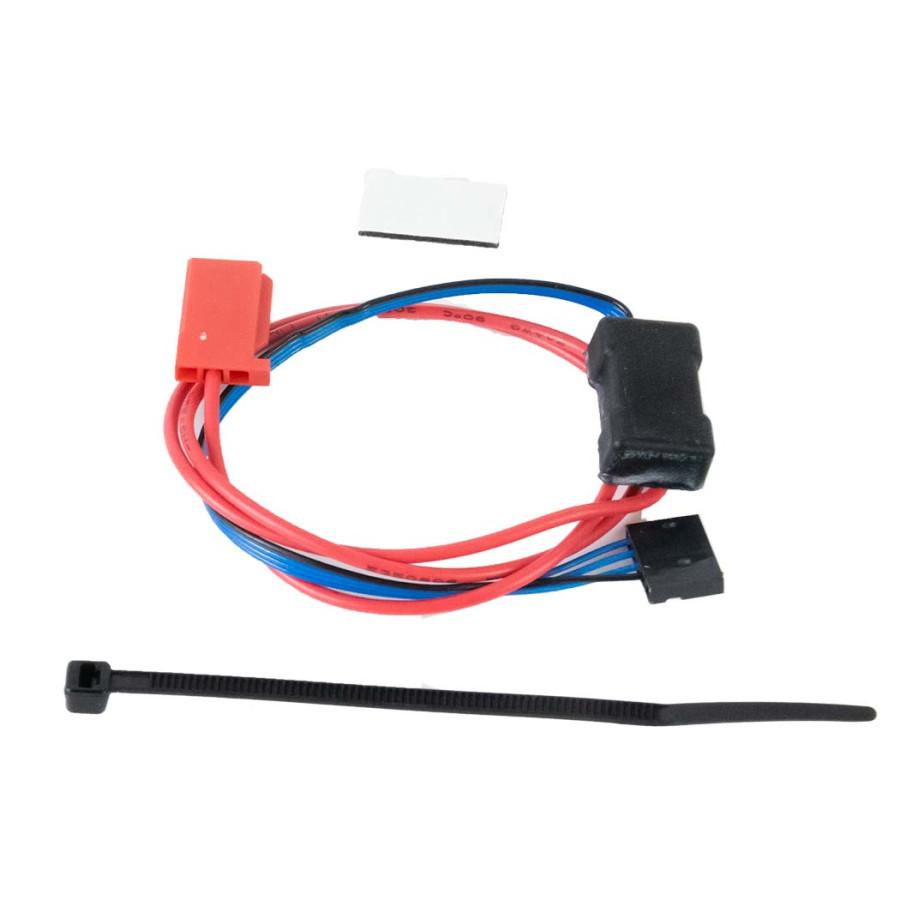 Traxxas 3945X - zębatka atakująca 15T / 32P (0.8) / 3,17mm