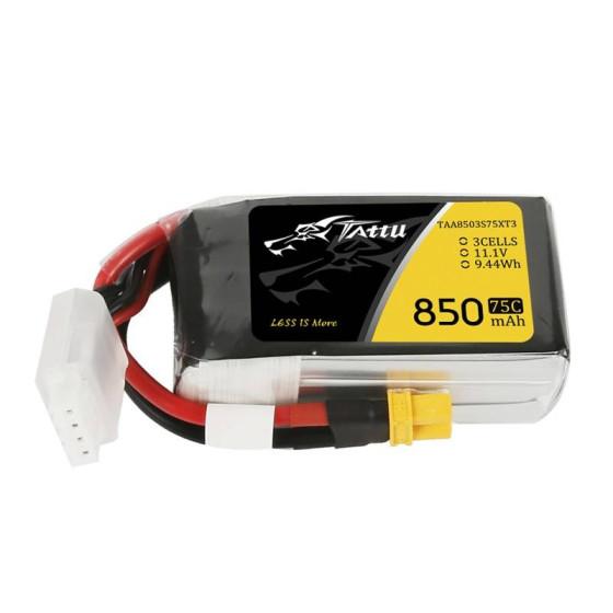 Akumulator Gens Ace 2700mAh 11,1V TX 3S1P FutabaJST-XHRJST-SYP