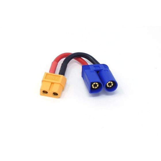 Akumulator GensAce LiPo 800mAh 7.4V 45C 2S1P