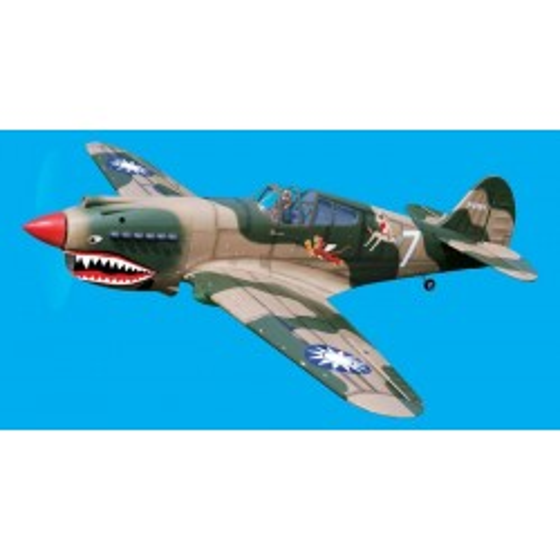 P-40C TOMAHAWK - model...