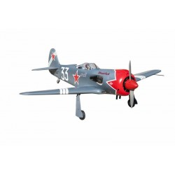 Yak-3U Steadfast - model...