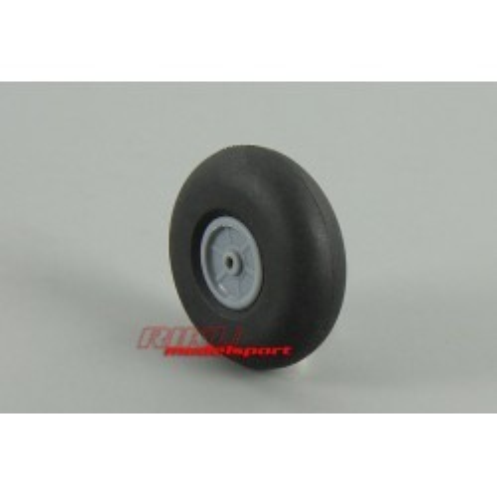 Koło gumowe pełne 37mm