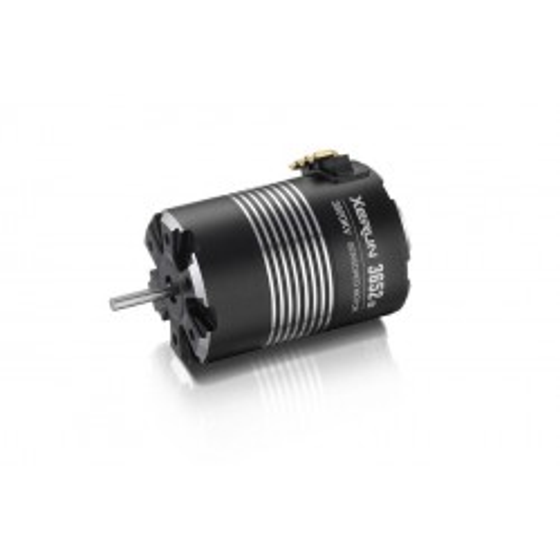 Silnik bezszczotkowy Hobbywing XeRun 3652 SD 4500 kV G2 + 21T/48
