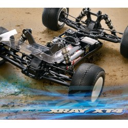 XRAY  XT4.2 - 4WD 1/10 ELECTRIC OFF-ROAD TRUGGY KIT