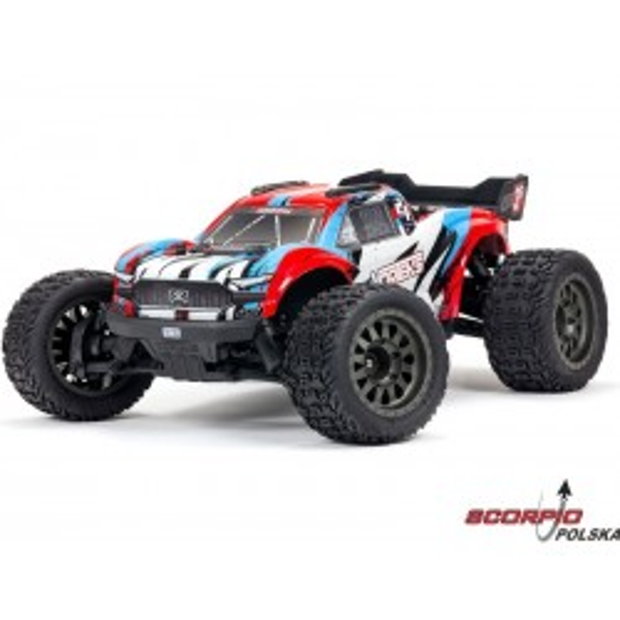 Arrma Vorteks 3S BLX 1:10 4WD RTR