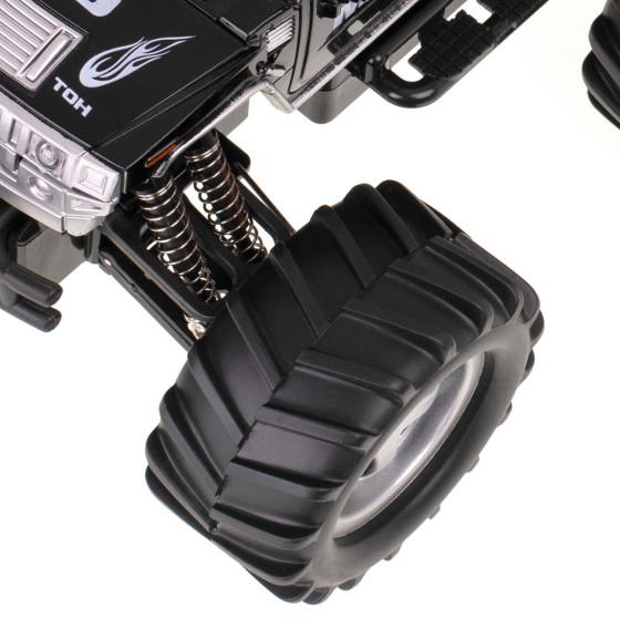 TRAXXAS 5186A - koła wheelie bar z łożyskami
