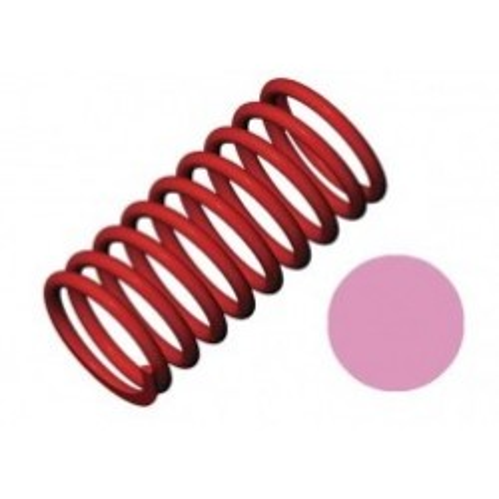 TRAXXAS 5443 - sprężyny amortyzatorów tylnych GTR / twardość 5.4