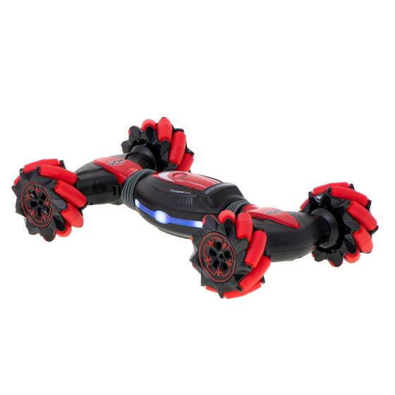 TRAXXAS 5467R - cylinder amortyzatora GTR - czerwony