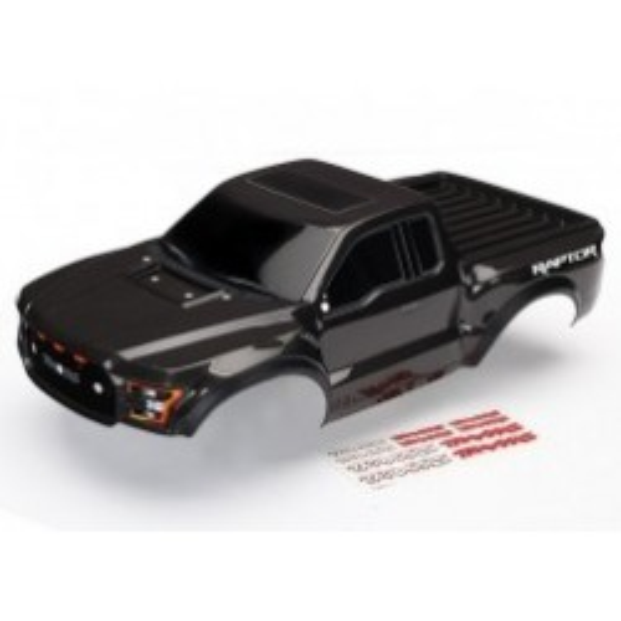 TRAXXAS 5826A - karoseria Ford Raptor - czarna