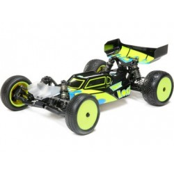 TLR 22 5.0 1:10 2WD Dirt Clay DC ELITE Race Buggy Kit
