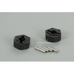 TRAXXAS 1654 - hex 12x4mm z...